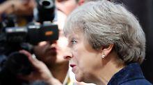 Johnson macht sich bereit: Für May wird es eng