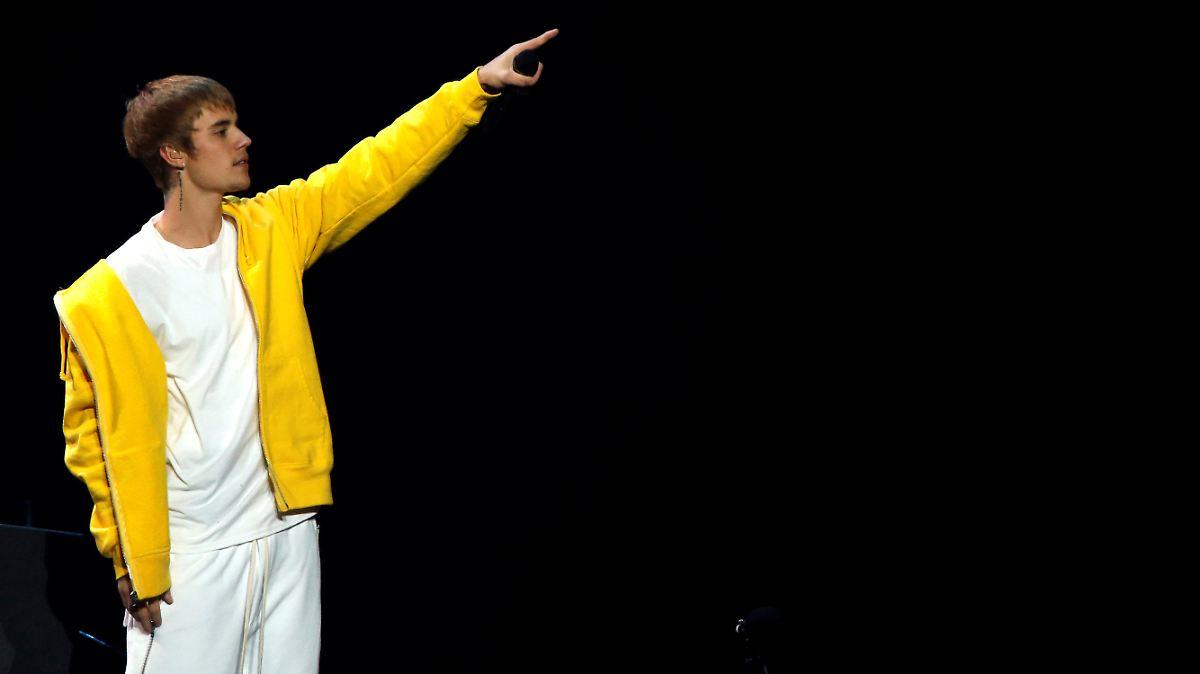 Justin Bieber überrascht Fans auf Coachella