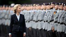 Person der Woche: Wird von der Leyen Nato-Generalsekretärin?