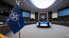Terrorbekämpfung und Mobilität: Nato und EU bauen Zusammenarbeit aus