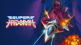 Da kommt Retro-Feeling auf: Super Hydorah gibt's jetzt für iOS.