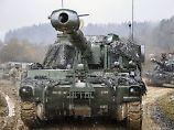 Ungeliebte Truppe: Viele Deutsche für Abzug von US-Soldaten