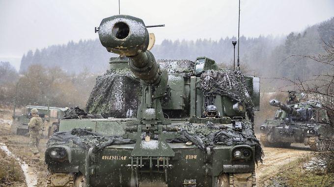 Deutschland ist noch immer der zweitgrößte US-Militärstandort weltweit hinter Japan.