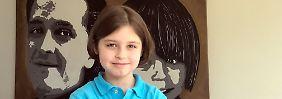Hochbegabt, Genie, Wunderkind: Der achtjährige Laurent Simons durchlief das Gymnasium in wenigen Monaten.