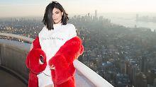Mit 20 Jahren Milliardärin: Kylie Jenner entthront wohl bald Zuckerberg