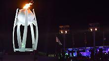 Der Sport-Tag: Olympischer Fackellauf beginnt in Fukushima