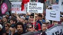 Opfer-Angehörige wollen Klage: Politiker glaubt an weitere NSU-Täter