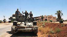 Erfolg für Assad in Daraa: Rebellen geben Wiege der Revolte auf