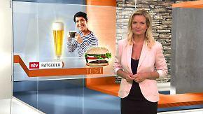 Ratgeber - Test: Thema u.a.: Essen und Trinken