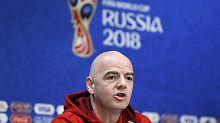 Der Sport-Tag: Fifa-Chef hält Aufstockung bei Katar-WM für möglich