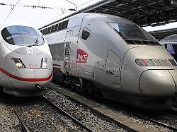 """Kritik an Siemens-Alstom-Fusion: EU-Kommission bremst """"Schienen-Airbus"""""""