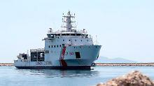 Italien verschafft sich Gehör: Malta und Frankreich nehmen Migranten auf