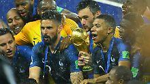 Das WM-Finale im Schnellcheck: #Deschampions mit List, VAR und Wucht