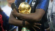 "Reaktionen zum WM-Finale: ""Russland besser als Napoleon erobert"""