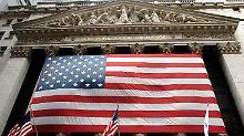 Praxair im Blick: Wall Street setzt Erholung  fort