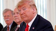 Vor dem Gipfel in Helsinki: Russland und Trump kritisieren die USA
