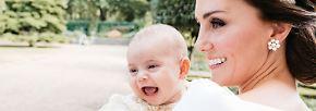 Diesen Schnappschuss, den der Kensington Palast auf seinem Instagram-Account veröffentlichte, liebt die Familie offenbar besonders.