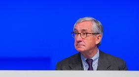 Führungskrise bei ThyssenKrupp: Auch Aufsichtsratschef Lehner schmeißt hin