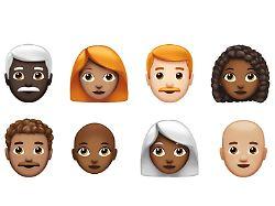 iOS 12 bringt mehr Vielfalt: Apple zeigt neue Emojis fürs iPhone
