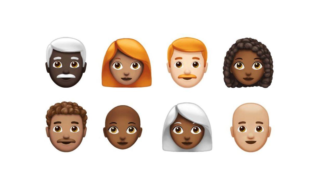 Ios 12 bringt mehr vielfalt apple zeigt neue emojis fürs iphone n tv de