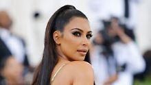 Kim Kardashian ist eine Meisterin der Selbstdarstellung.