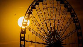 Sommer ohne Pause: Sternenklarer Nacht folgt strahlender Mittwoch