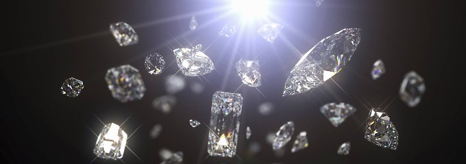 Rund zehn Billiarden Tonnen: Forscher finden riesigen Diamanten-Schatz