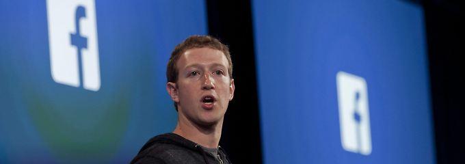 Zuckerberg entfernt Posts nicht: Holocaust-Leugnen auf Facebook erlaubt