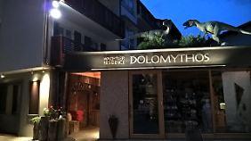 """Das """"Dolomythos""""-Museum in Innichen sollte man nicht verpassen."""