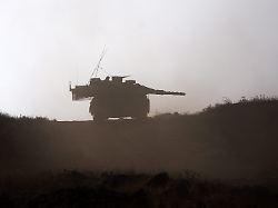 """Für Kampf gegen """"Individuen"""": Israel entwickelt neuen Merkava-Panzer"""