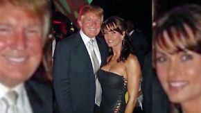 Schweigegeld kurz vor der Wahl?: Trump-Anwalt zeichnet heimlich Playmate-Gespräch auf
