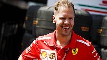 """""""Gedanke treibt mich immer an"""": Vettel ist hungrig auf Schumachers Titel"""