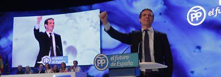Spaniens Konservative: Casado folgt Rajoy als Parteichef