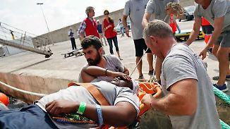 "Ertrinkende Flüchtlinge im Mittelmeer: Italiens ""Basta"" bedroht offizielle EU-Rettungsmission"
