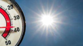 Heißeste Woche mit bis zu 37 Grad: Sommer legt noch eine Schippe drauf