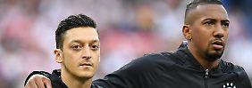 """""""Danke Bro"""" für Interview: Özil bedankt sich bei Boateng"""