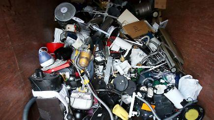 neue verordnung was geh rt jetzt alles zum elektroschrott n. Black Bedroom Furniture Sets. Home Design Ideas