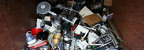 Neue Verordnung: Was gehört jetzt alles zum Elektroschrott?