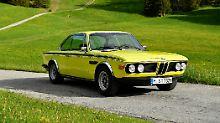 50 Jahre BMW 2800 CS bis 3.0 CSL: Als vier Auto-Augen für Aufruhr sorgten