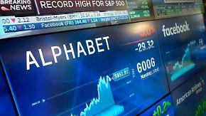 Google-Mutter nicht zu stoppen: EU-Rekordstrafe lässt Alphabet kalt