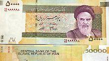 Der Börsen-Tag: Sanktionen und Banken würgen Iran-Geschäft ab