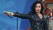 Bulimie, Drogen, Autoaggression: Pop-Sorgenkind Demi Lovato