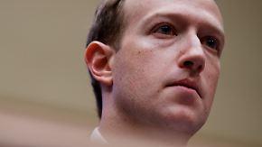 Aktie eingebrochen: Investoren strafen Facebook ab