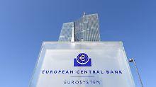 Zinswende frühestens Mitte 2019: EZB hat keine Eile