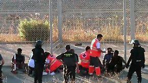 Neue Wege auf den alten Kontinent: Flüchtlinge sehen zunehmend Spanien als Tor nach Europa