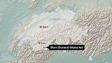 Alle vier Insassen tot: Kleinflugzeug stürzt in Schweizer Alpen ab