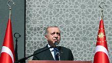 """Kein normaler Präsident"": Özdemir kritisiert Erdogans Berlin-Pläne"