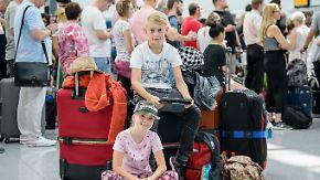 Chaos am Münchner Flughafen: Panne bei Sicherheitskontrolle lässt Reisende stranden