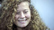 Vorzeitige Haftentlassung: 17-jährige Palästinenserin ist wieder frei