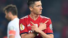 Coach Kovac stoppt Spekulationen: Lewandowski muss beim FC Bayern bleiben
